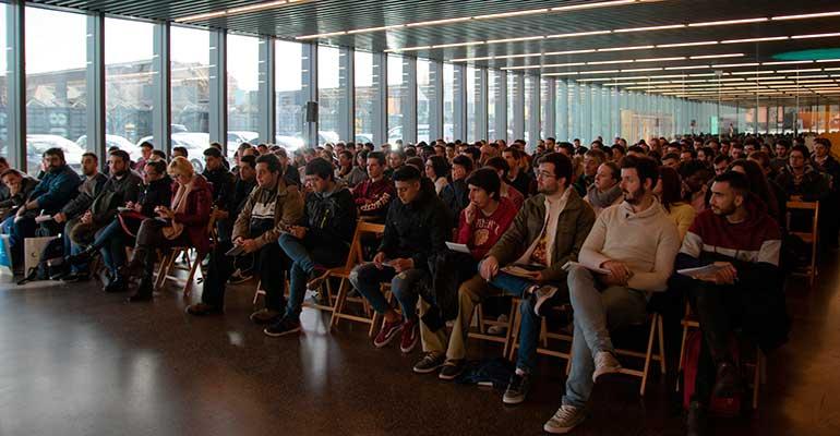 El IV Foro de Empleo Tecnológico de Formación Profesional conecta a 1.000 alumnos con empresas