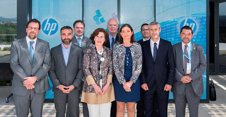 HP inaugura su nuevo centro de excelencia de impresión 3D