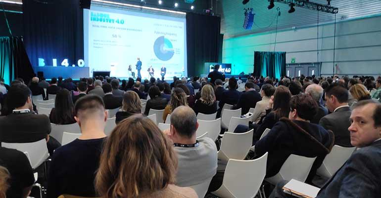 Más de 3.750 participantes se dan cita en el Basque Industry 4.0 y consolidan el ecosistema vasco de ciberseguridad