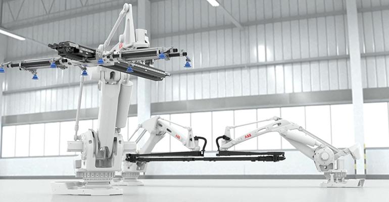 ABB lanza la solución de automatización de prensas basada en robots más rápida de la historia