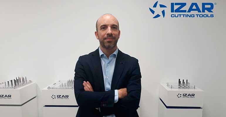 IZAR incorpora un nuevo director Comercial y de Marketing