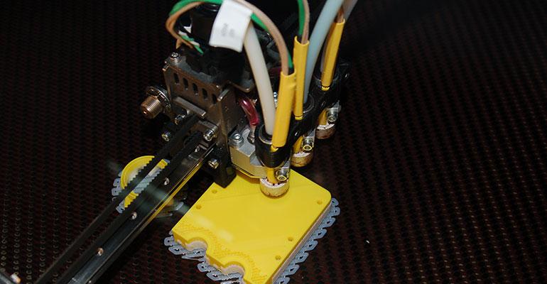 Gaiker lidera un proyecto que desarrollará nuevos materiales para electrónica aditiva por impresión 3D
