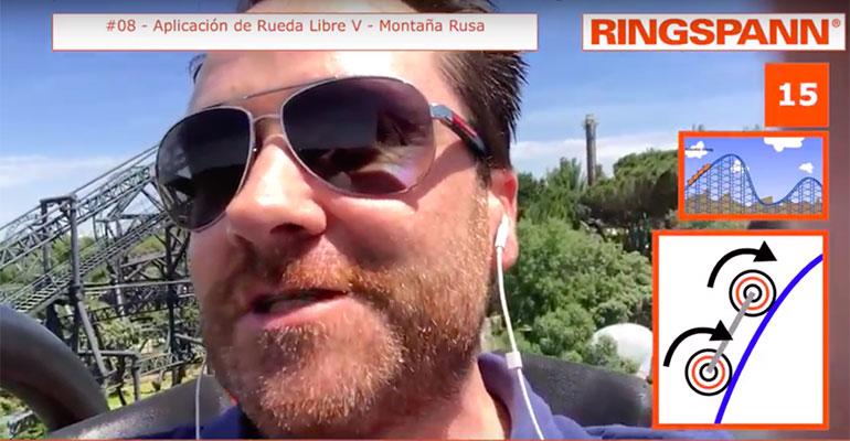 Borja Rodrigo, Director General de Ringspann Ibérica