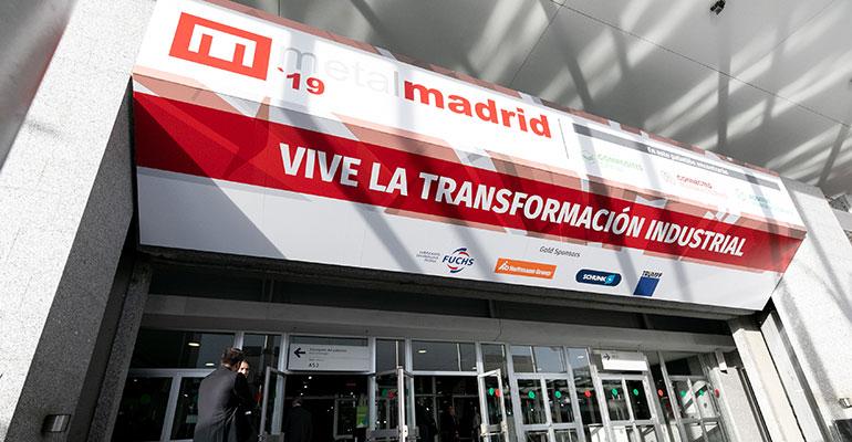 La apuesta por la eficiencia energética, presente en MetalMadrid y Composites Spain