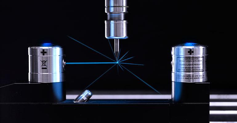 Tecnología de láser azul: define el estándar de medición en Máquina-Herramienta