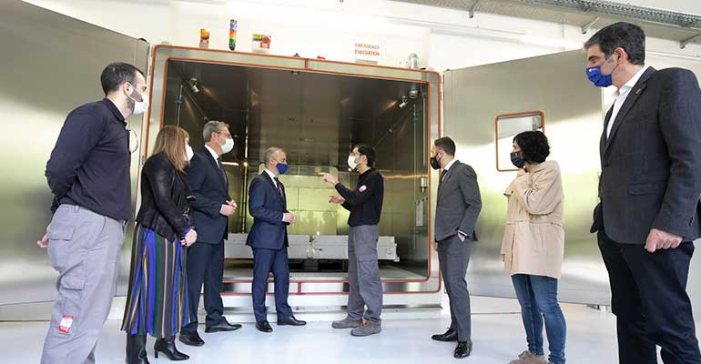 MUBIL abre sus puertas con la ambición de impulsar a Euskadi hacia la vanguardia de la nueva movilidad