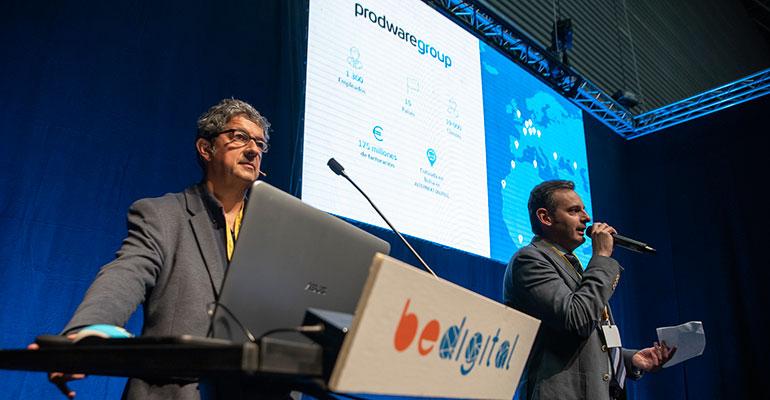 Prodware presenta en BeDigital las últimas innovaciones para multiplicar la eficiencia y la productividad en los servicios de campo