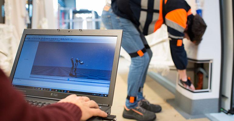 Eurecat lidera un proyecto tecnológico europeo para la colaboración hombre-robot en la industria
