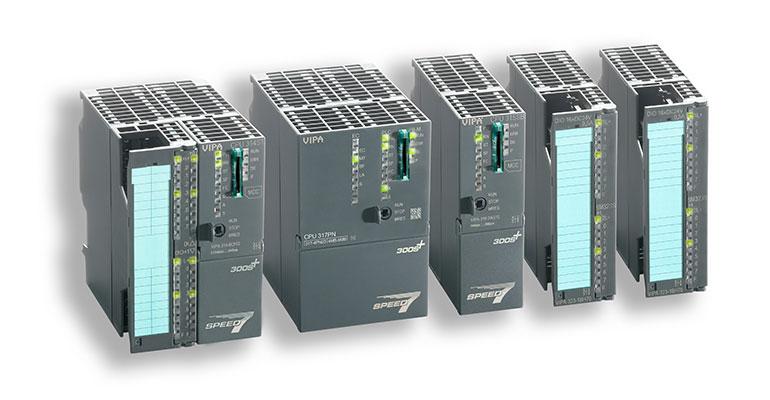 La generación de controladores Vipa 300S +de Yaskawa tiene un plazo de entrega excepcional