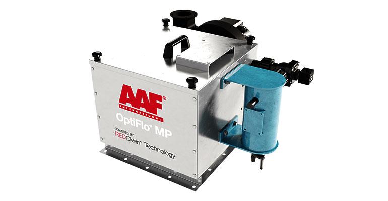 AAF International presentará en Polusólidos 2019 sus últimas innovaciones en productos para la industria del metal