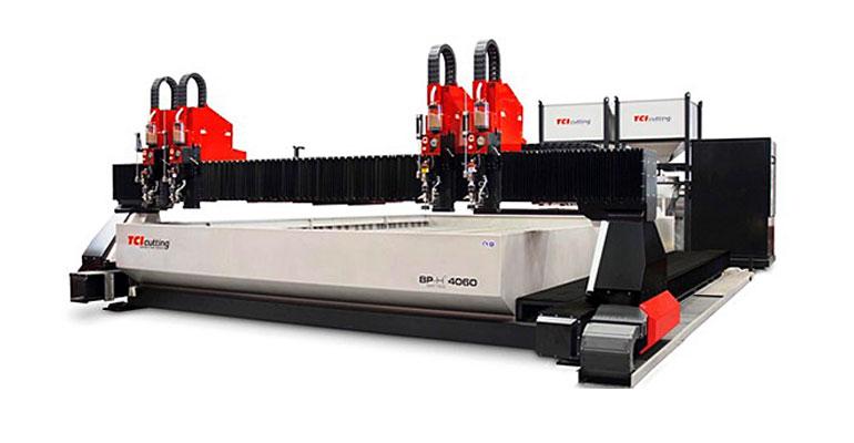 Waterjet & Plasma HD: calidad de corte y velocidad en la misma máquina
