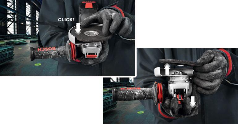 Bosch presenta el sistema X-Lock