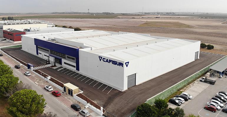 Cafisur se traslada a una nueva planta en Cádiz