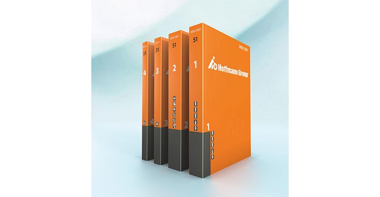 Hoffmann Group presenta su nuevo catálogo 2020/2021