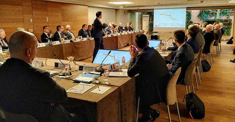 AFM reúne en Barcelona a las principales empresas europeas de máquina-herramienta