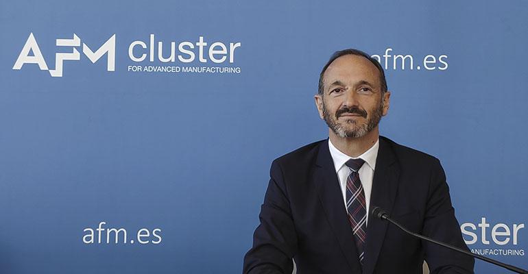 Entrevista a César Garbalena, presidente de AFM