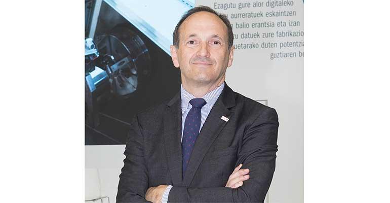 César Garbalena, presidente de AFM
