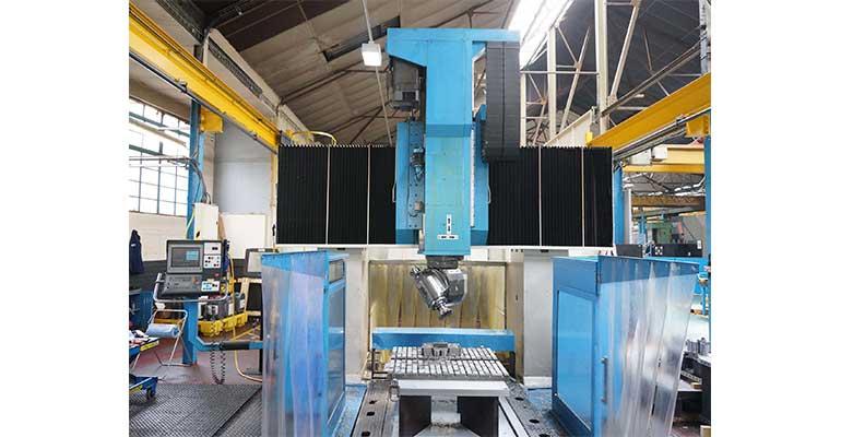 Fresadora Puente Correa FP40/30 ATC UDG