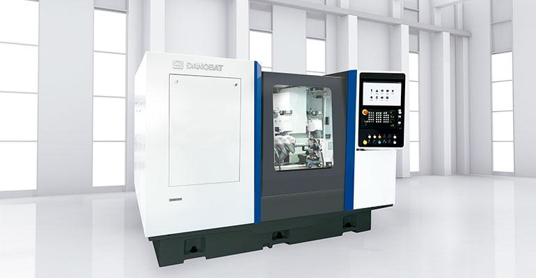 Danobat CG-PG, soluciones de rectificado de gran producción