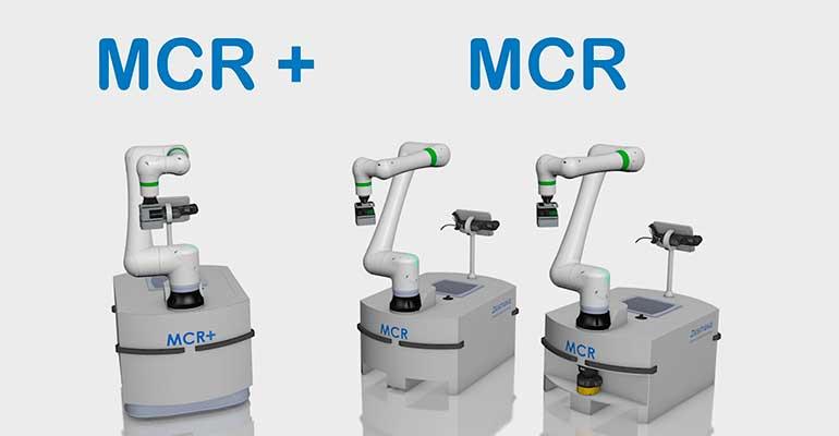 Desmasa MCR: Una única unidad para todas tus aplicaciones