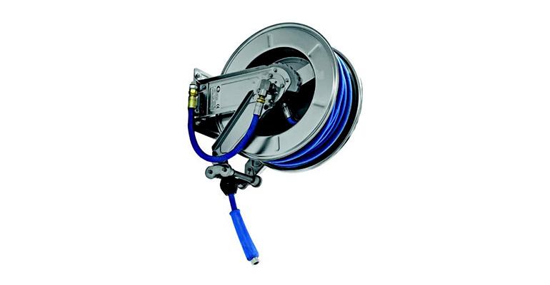 Enrolladores de manguera y cable: Ventajas de uso
