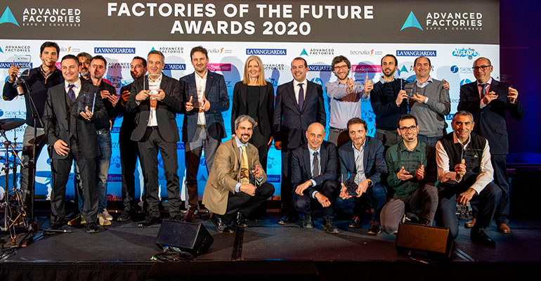 Factories of the Future Awards 2020