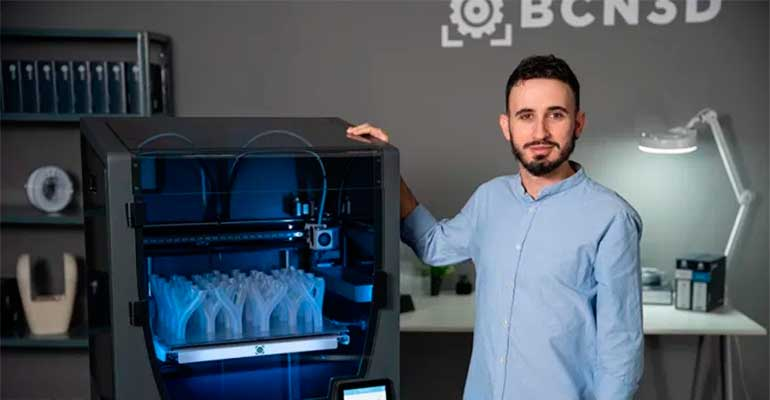 El CDTI apuesta por el desarrollo de tecnologías de impresión 3D muy innovadoras