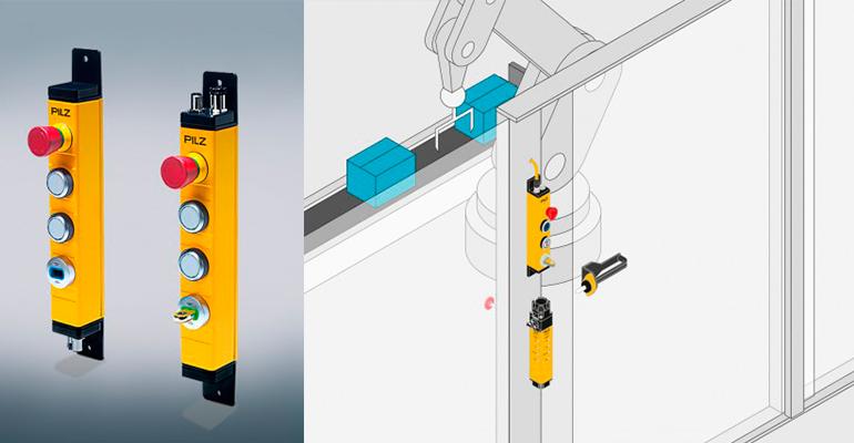Safety y security de la mano en el acceso de puertas con PITgatebox
