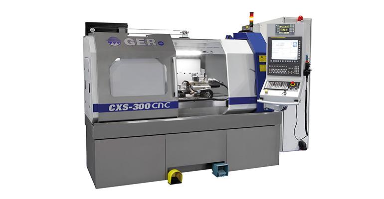 Izar Cutting Tools adquiere la rectificadora de producción CXS-300 CNC de GERMH