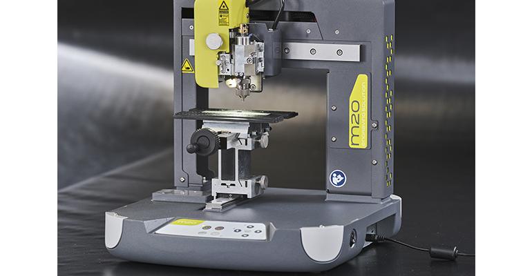 Gravotech lanza la nueva máquina de grabado M20