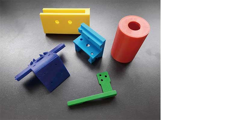 Hervel ofrece post-procesados de superficies en fabricación aditiva