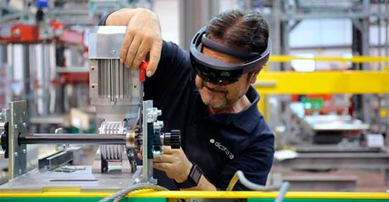 Innoarea participa en Advanced Factories