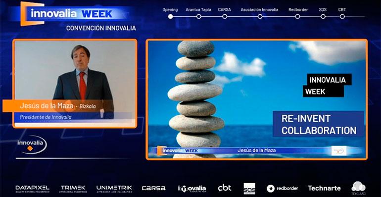 El Grupo Innovalia cierra la primera Innovalia Week en formato virtual