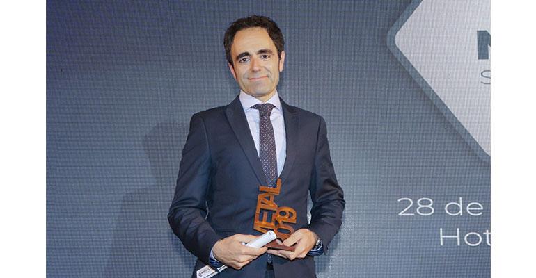 Kromi, galardonado en la categoría Distribución de Materiales en la primera edición de los Premios Nacionales del Metal 2019