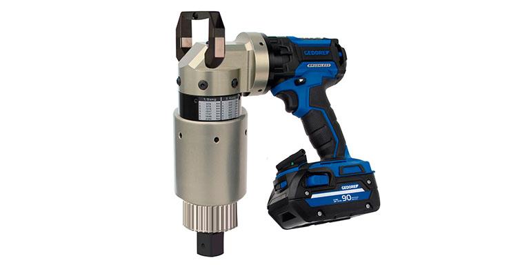 Gedore presenta las nuevas herramientas LAW-75 L