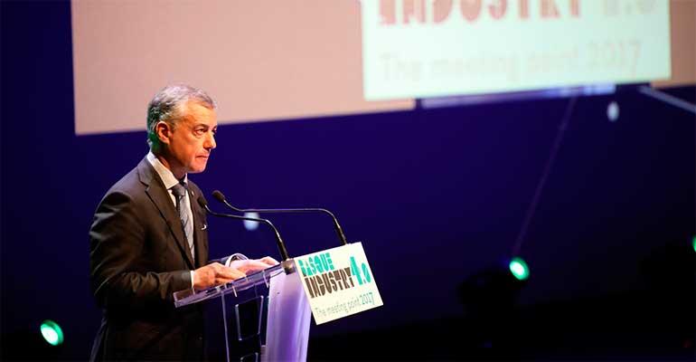 Más de 2.100 participantes se han inscrito ya al congreso Basque Industry 4.0