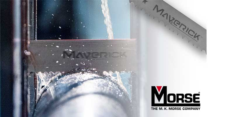Sierra de Cinta para aceros Maverick de Morse