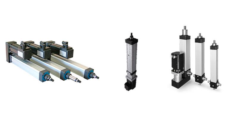 Gimatic Iberia presenta la gama de actuadores lineales (Mech Line Extreme) de AW