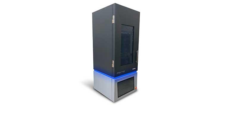 Meltio presenta en España una tecnología para democratizar el acceso a la impresión 3D directa en metal