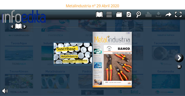 Estrenamos nuevo visor interactivo de las revistas