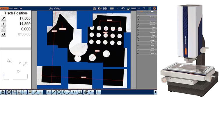 Hoffmann Group presenta una nueva versión del microscopio de medición Garant MM1