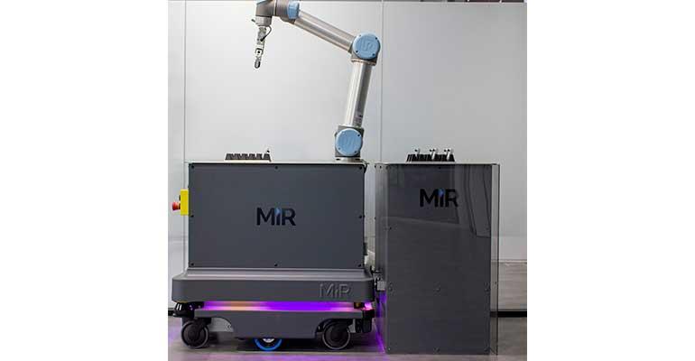 'hub' de robótica colaborativa 2