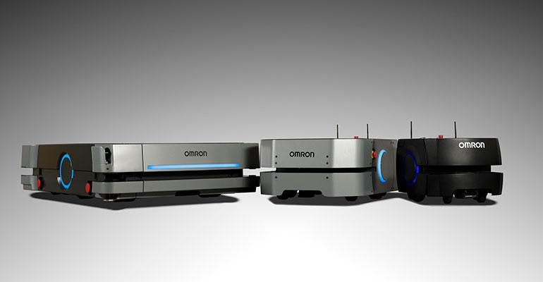 Omron lanza el robot móvil HD-1500 con una capacidad de carga útil de 1.500 kg