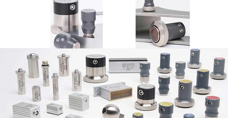 FD Industrial presenta sus palpadores y equipos portátiles de ultrasonidos