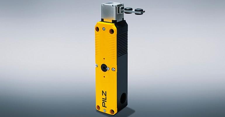 Pilz amplía su gama de interruptores con bloqueo para aplicaciones básicas con el PSEN me5