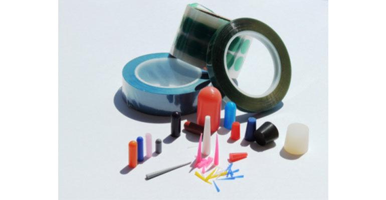 Tapones y cintas de protección y enmascaramiento de Polisol