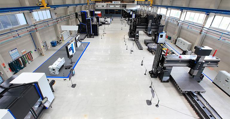 Soraluce invierte 9 millones de euros en una nueva planta productiva en Bergara