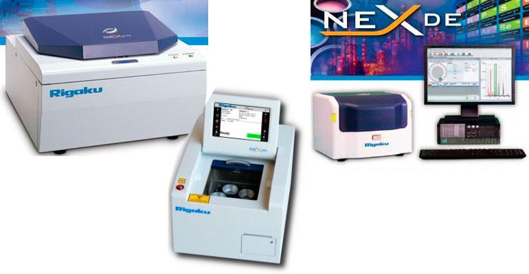 MTB distribuye equipos Rigaku para análisis de aleaciones, láminas delgadas y metales