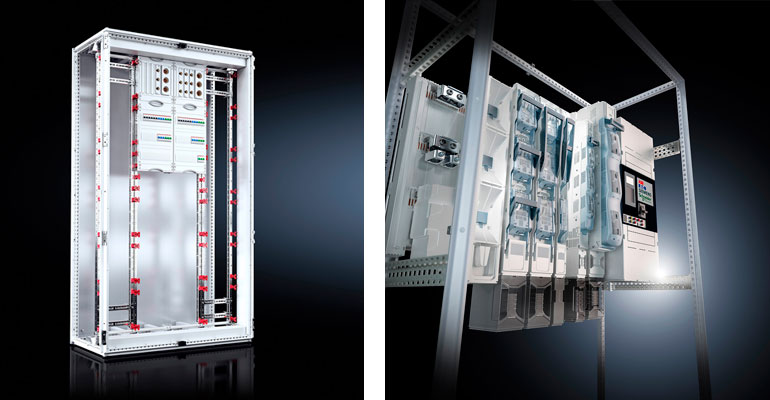 VX25 Ri4Power: la integración ideal de la tecnología de sistemas para la distribución de corriente