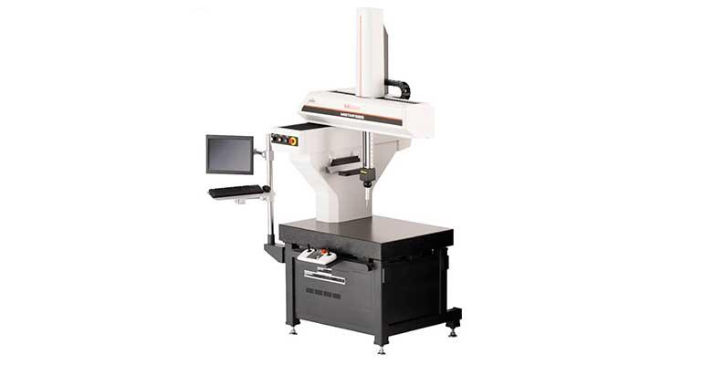 Nueva máquina de medición Mitutoyo MiStar 555 para entornos de producción